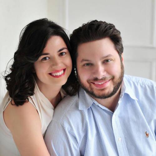 Andrew and Lisa Gogbashian