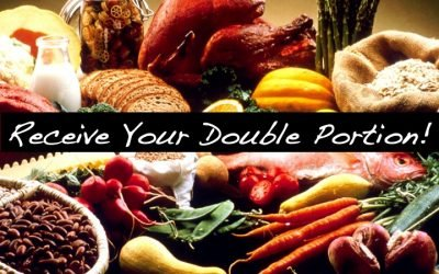 Receive Your Double Portion
